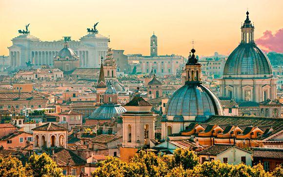 Roma te espera