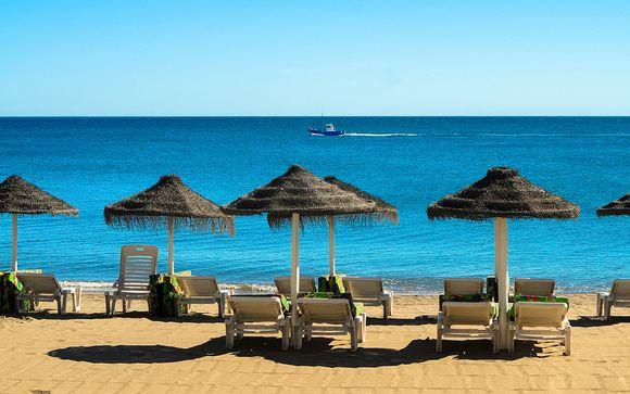 España Málaga - BQ Andalucía Beach 4* desde 95,00 €