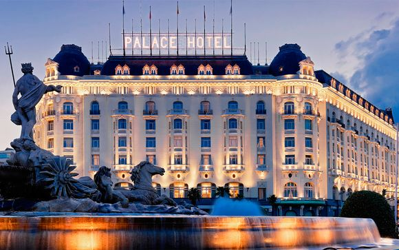Madrid The Westin Palace 5*
