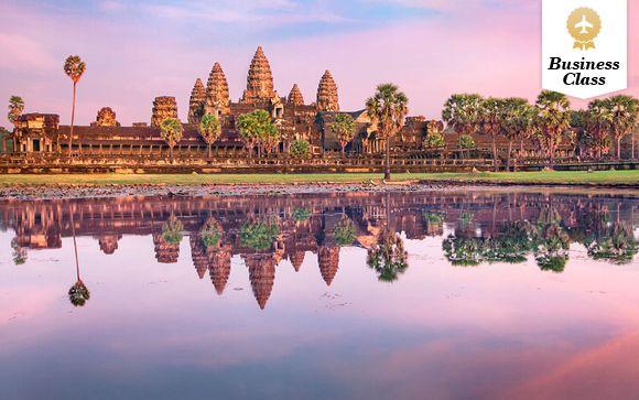 Tailandia Phuket Bangkok, Camboya y Phuket desde 3.374,00 €
