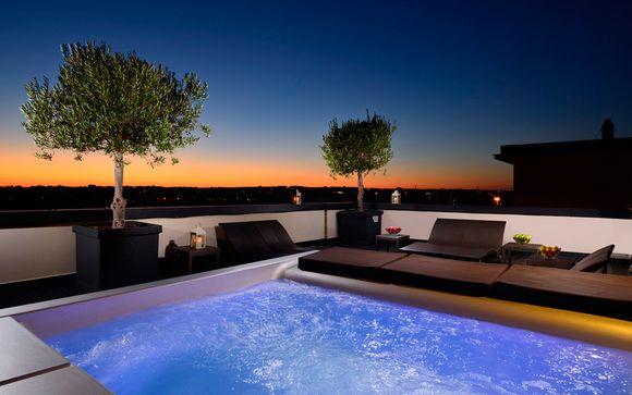 Italia Roma - Hotel Pulitzer 4* desde 82,00 €