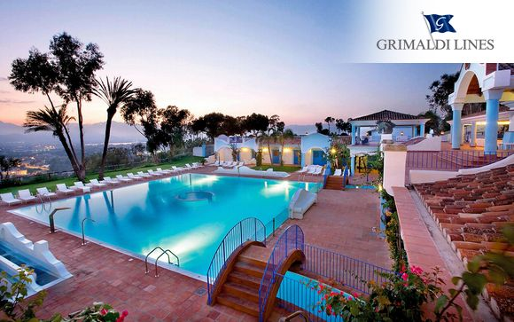 Italia Arbatax Arbatax Park Resort Borgo Cala Moresca 4* desde 120,00 €