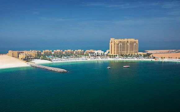 Emiratos Árabes Unidos Ras Al Khaimah - DoubleTree by Hilton Resort &amp Spa Marjan Island 5* desde...