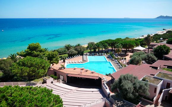 Italia Muravera - Free Beach Club 4* desde 371,00 €