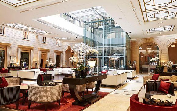 Austria Viena  Hotel Palais Hansen Kempinski 5* desde 288,00 €