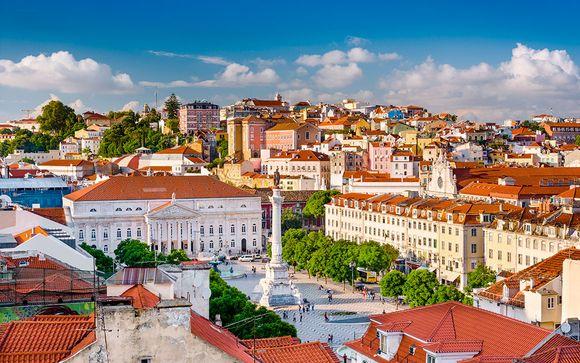 Portugal Lisboa Lisboa Carmo Hotel 4* desde 235,00 €