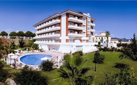 Lloret de Mar Hotel Gran Garbi Mar 4*