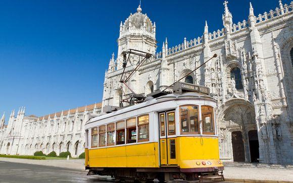 Oporto y Lisboa en tren