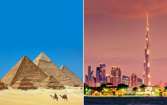 Descubre Egipto y Dubái