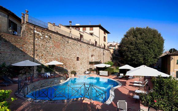 Italia Florencia UNA Palazzo Mannaioni 4* desde 78,00 €