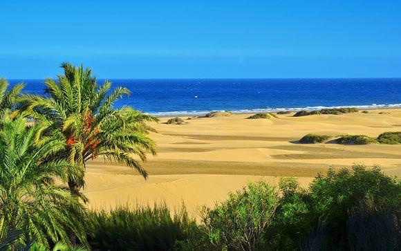 Playa del Inglés: SuiteHotel Playa del Inglés 4* - Solo Adultos