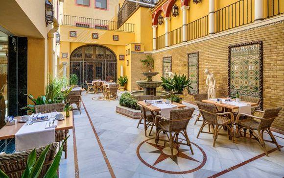 Sevilla: H10 Corregidor Boutique Hotel