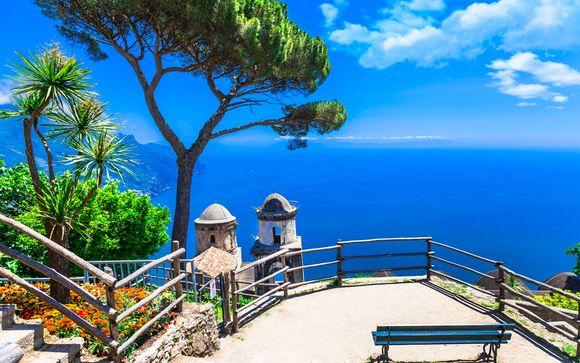 Excursión opcional a la costa Amalfitana