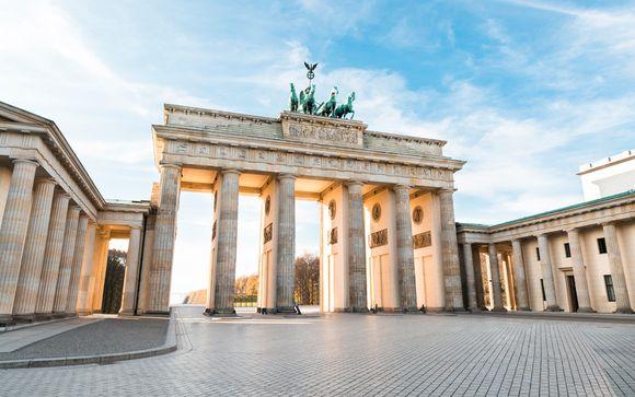 Alemania Berlín - Hotel Palace Berlín 5* desde 120,00 €