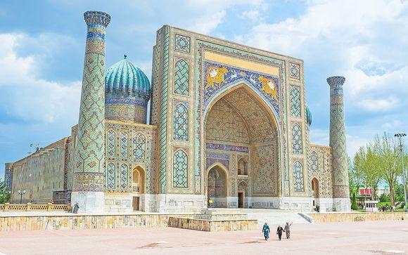Uzbekistán Taskent - Por la Ruta de la Seda desde 1.459,00 €