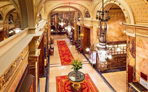 Bélgica Bruselas - Hotel Metropole 5* desde 119,00 €