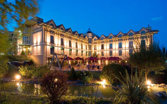 Laguardia - Hotel Sercotel Villa de Laguardia 4*