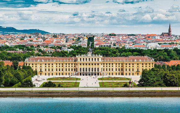 Hungría Budapest - Triángulo Imperial: Praga, Viena y Budapest desde 672,00 €