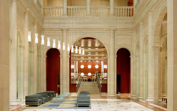Hotel Le Parker Meridien 4*