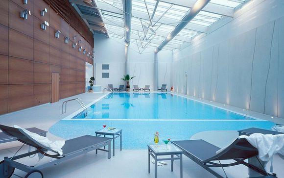 Starling Hotel Geneva 4*