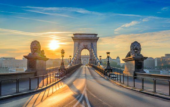Hungría Budapest - Alemania, Austria y Hungría desde 1.125,00 €
