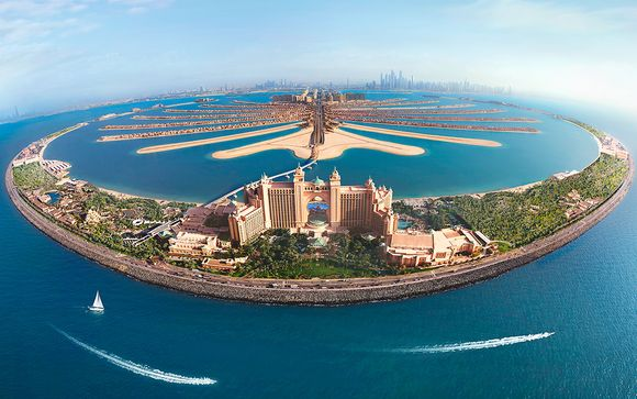Emiratos Árabes Unidos Dubái - Atlantis The Palm 5* desde 1.047,00 €