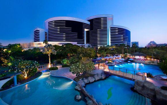 Emiratos Árabes Unidos Dubái - Grand Hyatt Dubai 5* desde 633,00 €