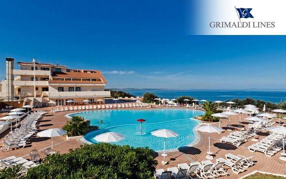 Italia Sorso - La Plage Noire Resort desde 271,00 €