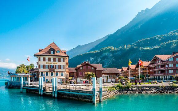 Suiza, Alemania y Alsacia