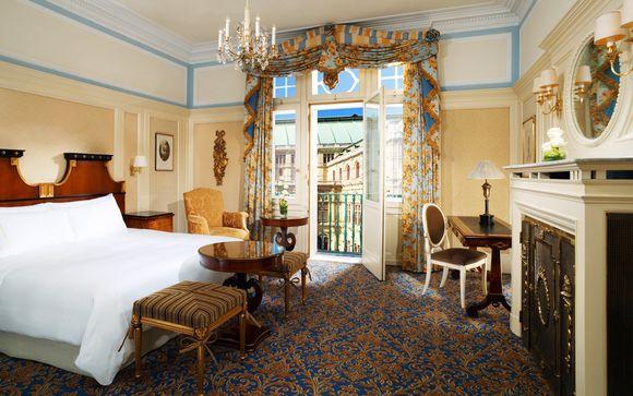 Hotel Bristol Vienna 5*, a Luxury Collection Hotel
