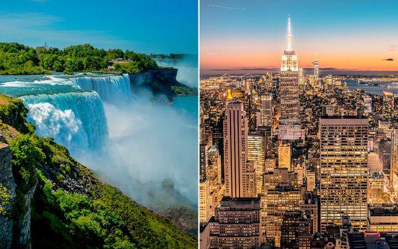 Esencias de Canadá con extensión a Nueva York