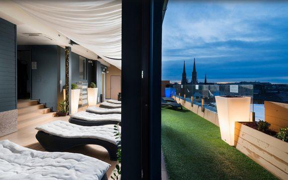 Hungría Budapest - Bo33 Hotel Family & Suites 4* desde 127,00 €