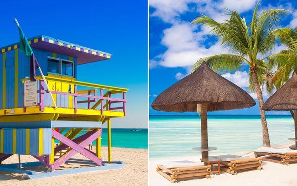 Bahamas Nassau - USA; Miami, Crucero por las Bahamas con extensión a Las Vegas desde 1.595,00 €
