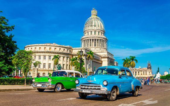 Cuba Cayo Santa Maria - Casas Particulares y Warwick Cayo Santa María 5* desde 968,00 €
