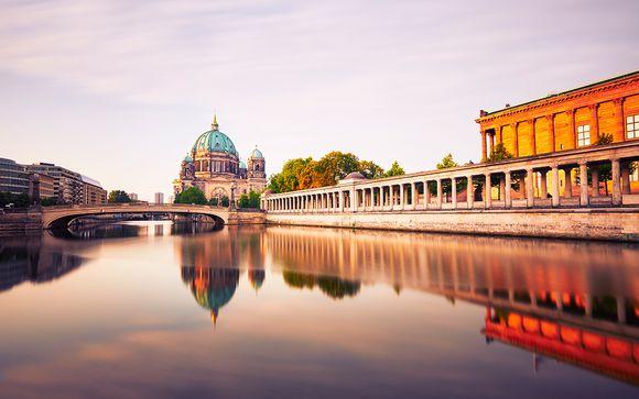 Hungría Budapest - Berlín, Praga, Viena y Budapest desde 659,00 €