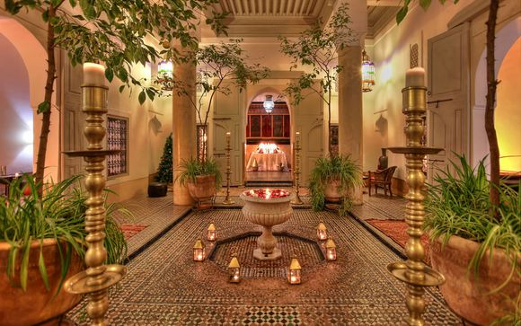 Marruecos Marrakech - Riad Dar Lalla F'dila desde 74,00 €