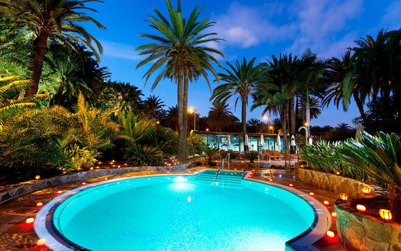 Maspalomas - Seaside Palm Beach 5*