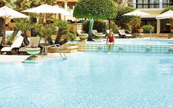 Malta San Anton - Corinthia Palace Hotel &amp Spa 5* desde 106,00 €