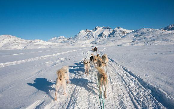 Laponia; Visita a Papá Noel