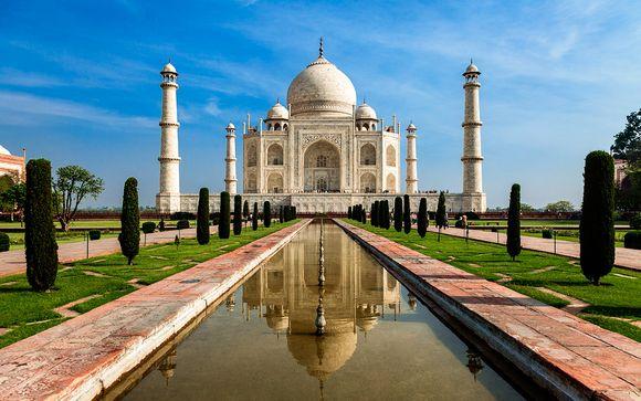 Sendas de Rajastán con opción Abu Dhabi