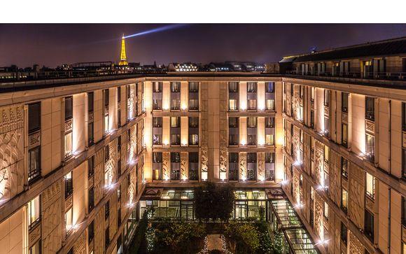 Francia París - Hotel du Collectionneur 5* desde 108,00 €