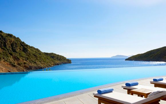 Grecia Agios Nikolaos - Daios Cove Luxury Resort & Villas 5* desde 263,00 €
