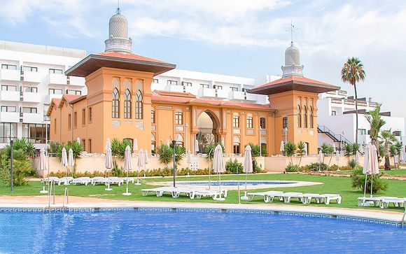 España Almería - ALEGRIA Palacio Mojacar 4* - Solo Adultos desde 120,00 €