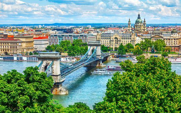 Mamaison Hotel Andrassy Budapest 4*
