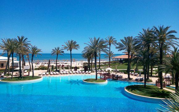 Mövenpick Resort & Marine Spa Sousse 5*
