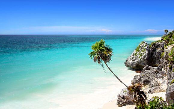 Un paraíso caribeño con todo incluido sólo para adultos