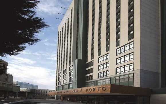 Hotel Vila Galé Porto 4*