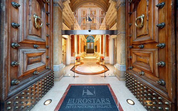 Eurostars International Palace 4*