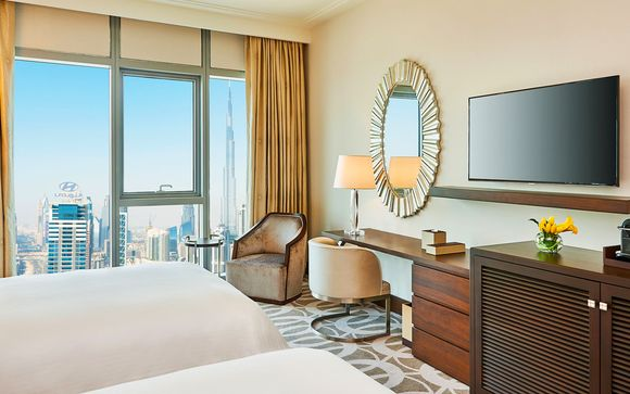 The Westin Dubai, Al Habtoor City 5*