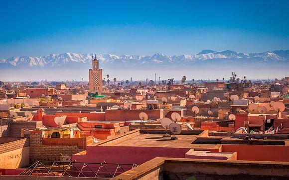 Marrakech te espera